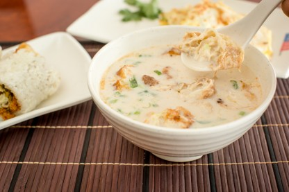 鹹豆漿 - Salty Soy Milk